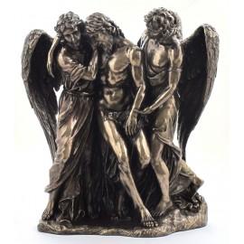 Chryst z aniołami