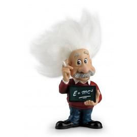 Albert Einstein - satyryczna figurka