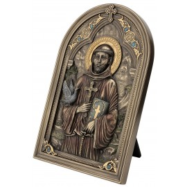 Św. Franciszek ikona
