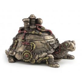 Steampunk żółw - szlatułka