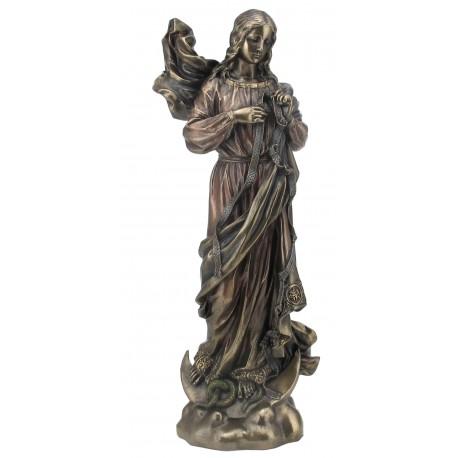 Maria rozwiązująca węzły