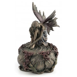 Fairy & Hummingbird Trinket Box