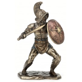 Gladiator Wielding and Parma