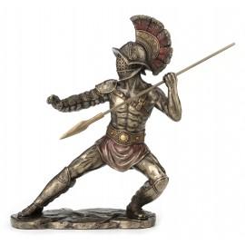 Gladiator Wielding Hasta