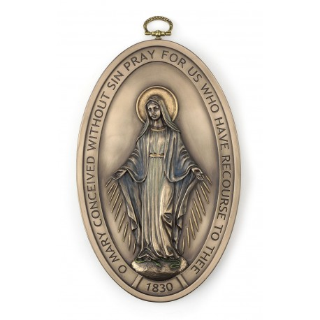 Mother Mary Oval