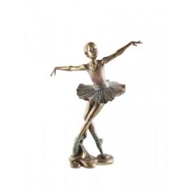 Baletnica w ukłonie