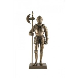 Rycerz - replika zbroi Francis I