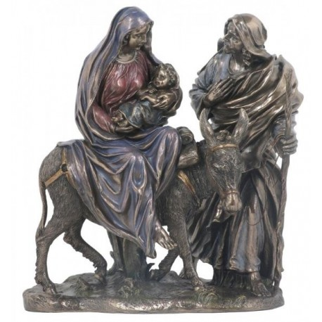 Holy Family going to Egypt