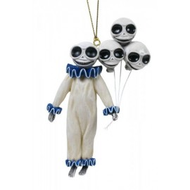 Skeleton with air balons