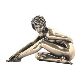Naked woman