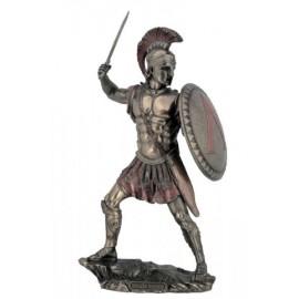 Spartański wojownik