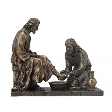 Jezus obmywający uczniom stopy