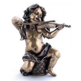 Cherubinek z skrzypcami (JJ027)