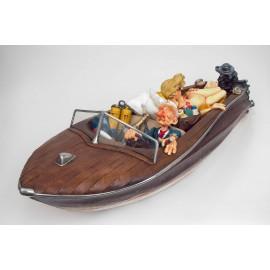 Playboy na łodzi