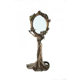 Statuetka z lustrem