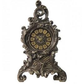 Barokowy zegar kominkowy