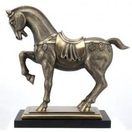Ozdobny koń na podstawce