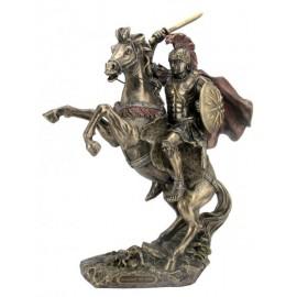 Aleksander Wielki na koniu