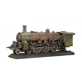 Pociąg parowy Steampunk
