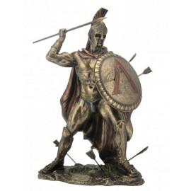 Leonidas z tarczą