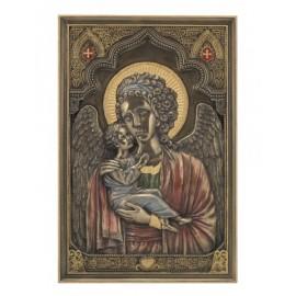 Ikona - Anioł stróż
