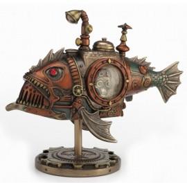 Steampunk - łódź podwodna