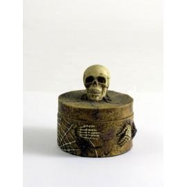 Pudełko z czaszką