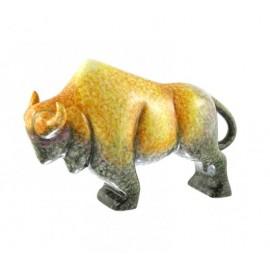 Granitowy bizon