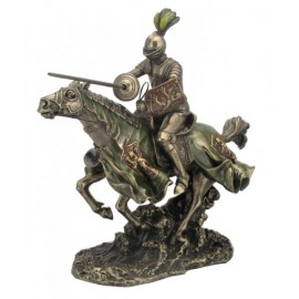 Rycerz na koniu
