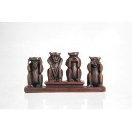 Cztery małpy