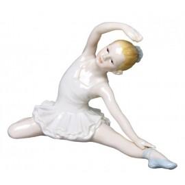 Porcelanowa baletnica