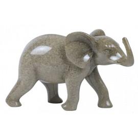 Granitowy słoń