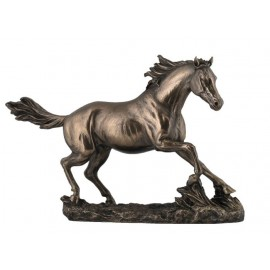 Horse on a stand