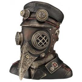 Steampunk - doktor zarazy szkatuła