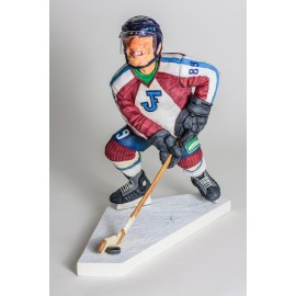 The Ice Hockey Player