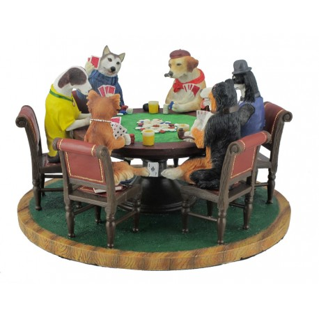 Psy grajce w pokera
