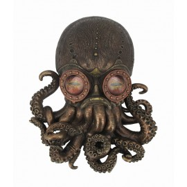 Octopus steampunk