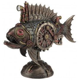 Łódź podwodna - Steampunk